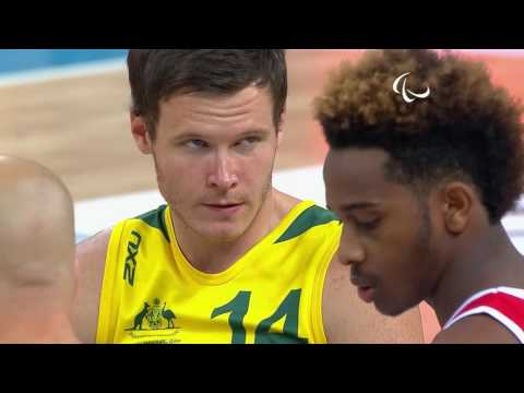Wheelchair Rugby | AUS vs USA | Mixed - Gold Medal | Rio 2016 Paralympic Games