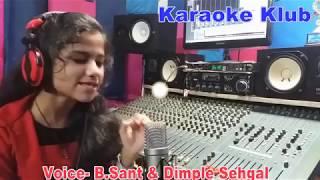 Sonu Nigam  # Dimple Sehgal # Lata Mangeshkar # B.Sant # Cover # Jaane Dil Mein Mujhse Dosti Karoge
