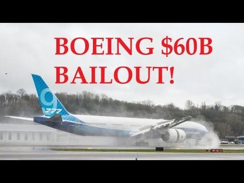 Boeing $60 Billion Bailout