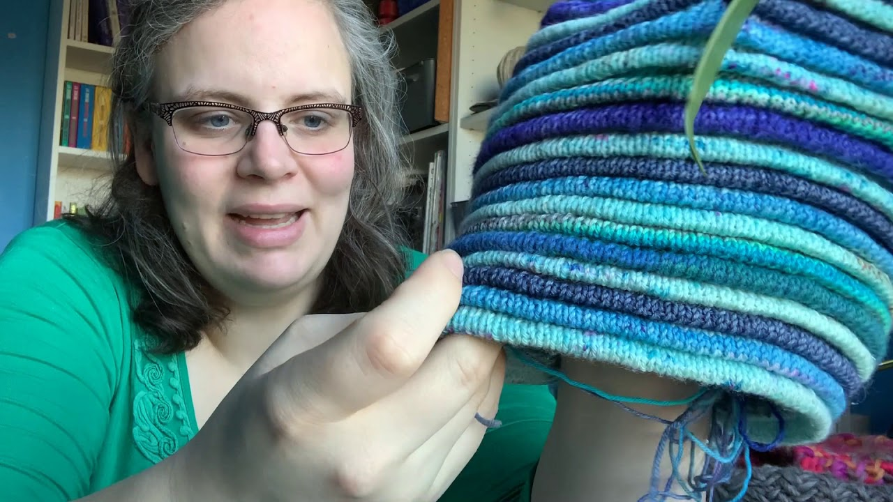 Knitting and other Shenanigans - Ep. 2
