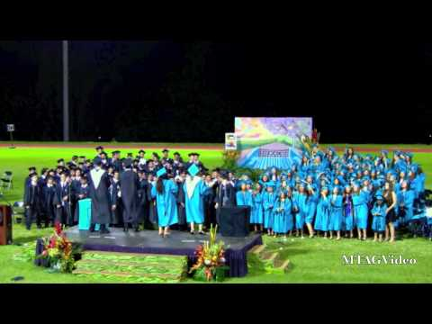 KEKAULIKE CLASS OF 2014 GRADUATION SONG