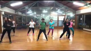 Jabra Fan Zumba Choreography By Nitin Solanki