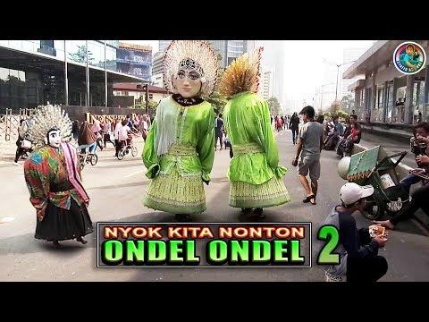 Ondel Ondel BINTANG ADZAM ⚫ Lagu ONDEL ONDEL
