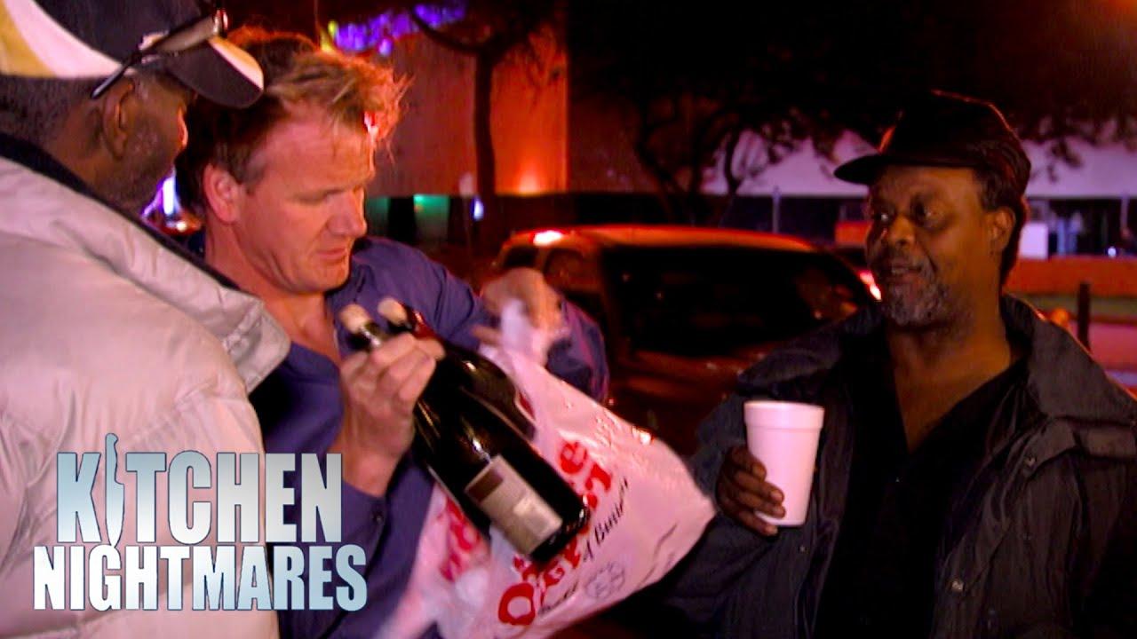 Gordon Catches A Thief | Kitchen Nightmares