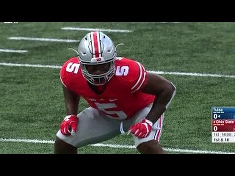 Ohio State defense highlights vs Tulsa 2016