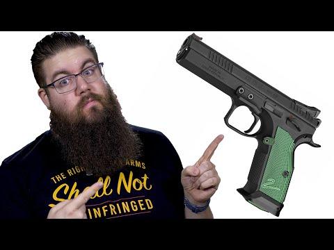 NEW CZ TS2, SIG GUN BUILDER, GEISSELE APOLOGY - TGC News!