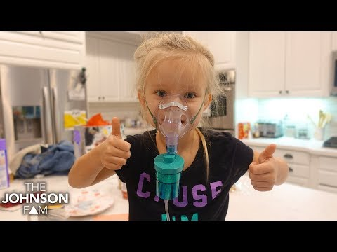 SHE NEEDED BREATHING TREATMENTS! 😮 Finally Getting HEALTHY!