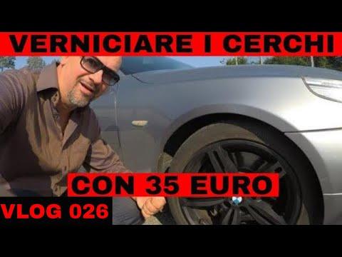 VERNICIARE CERCHI - CON LA PELLICOLA COSTA POCO (SOLO 35 EURO )