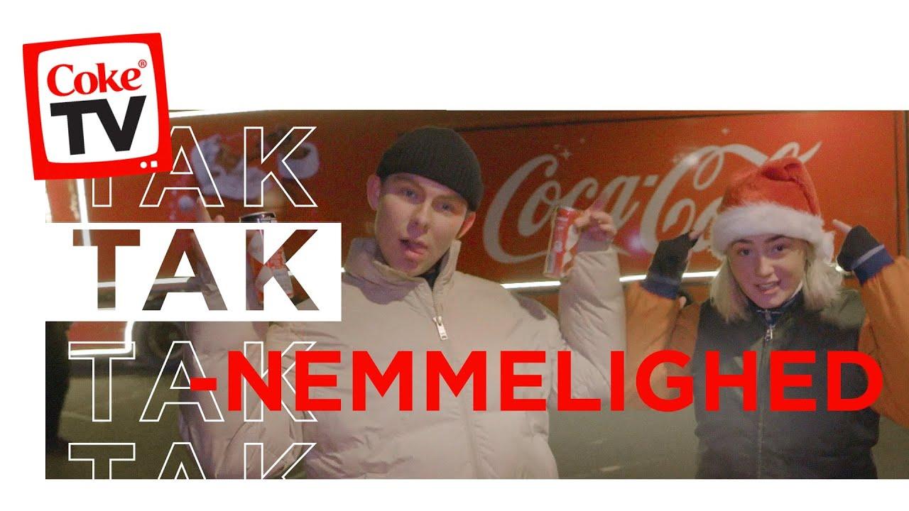 CokeTV Danmark: 3, 2, 1, jul