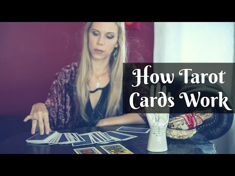 How Tarot Cards Work & Why People Tell You Not to Read for Yourself