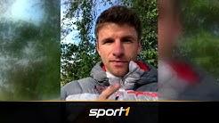 Nach Elfer-Streit und Shitstorm: Thomas Müller rudert zurück | SPORT1