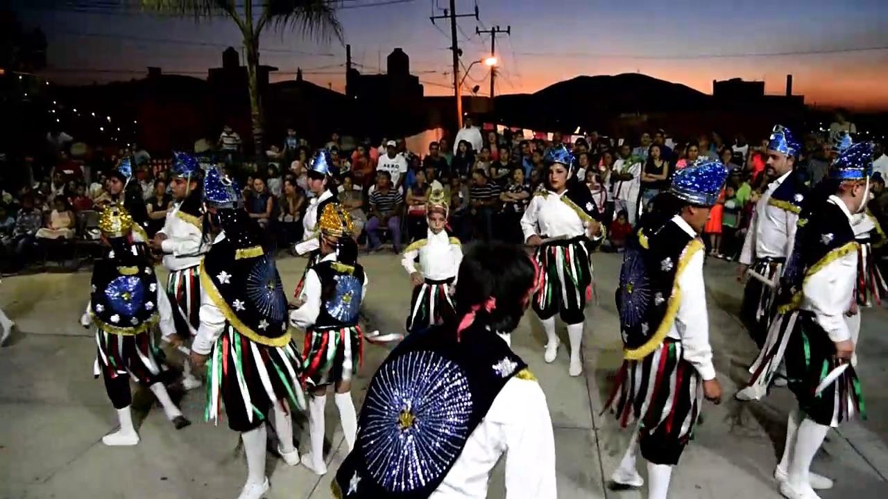 Danza Del Paloteo Fiesta Al Señor De Los Trabajos 2017