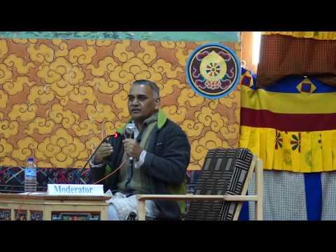 ICHVHE - 2018 Day 3 Sharing 2 – Experiences in Human Values Education, Chair - Sh  Rajul Asthana