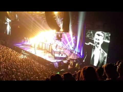 Sam Smith - Money on my mind - Adelaide 2015