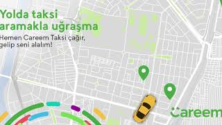 Careem Taksi ile tanış! screenshot 4