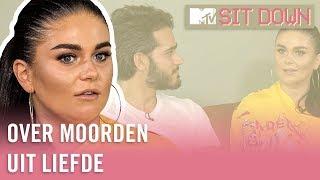 """Roxeanne Hazes: """"Ik denk dat ik zou kunnen MOORDEN uit liefde.""""   MTV Sit Down"""