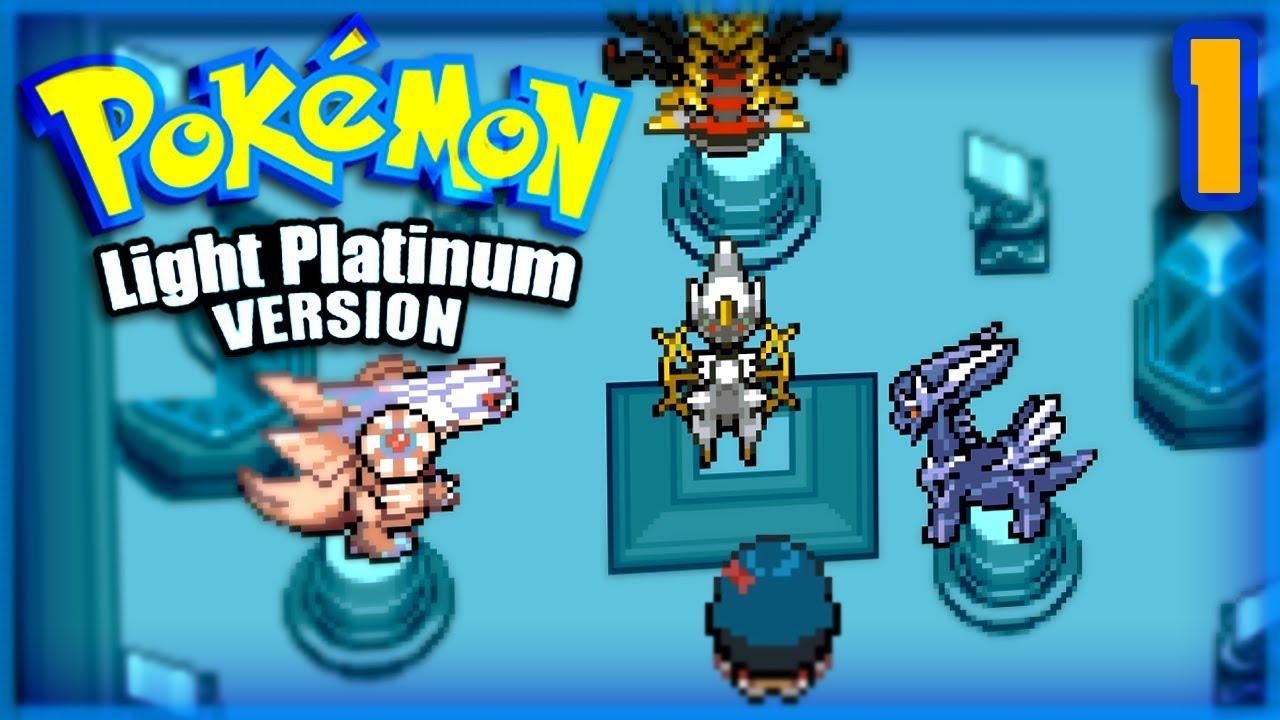 download pokemon light platinum final version gba ita