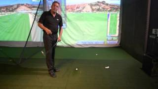 Ben Hogan's secret - how to hit the golf ball straighter and further