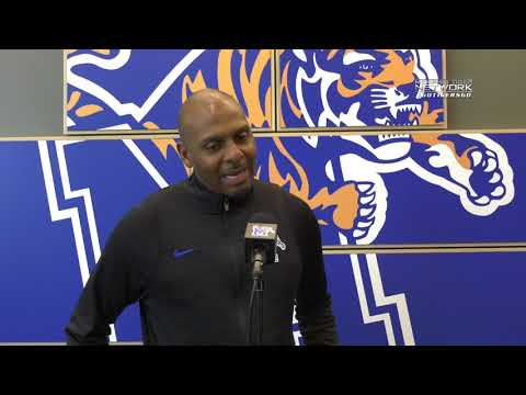 Memphis Basketball: Penny Hardaway Media Session