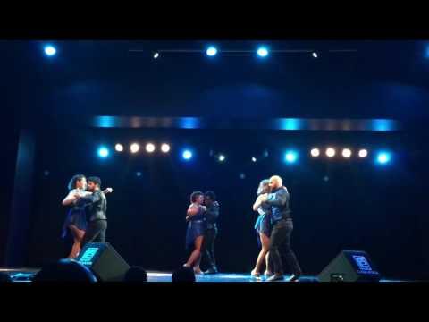 Kizomba Fever UAE Performing @ MLOKKO Kizomba Festival 2016