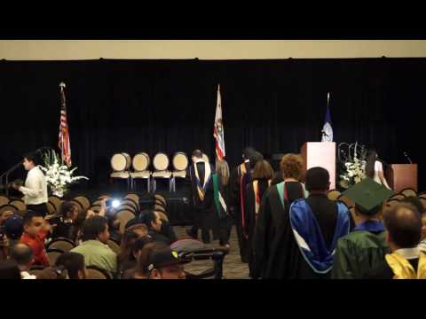 2016 Fremont Academy of Engineering & Design Commencement Ceremony