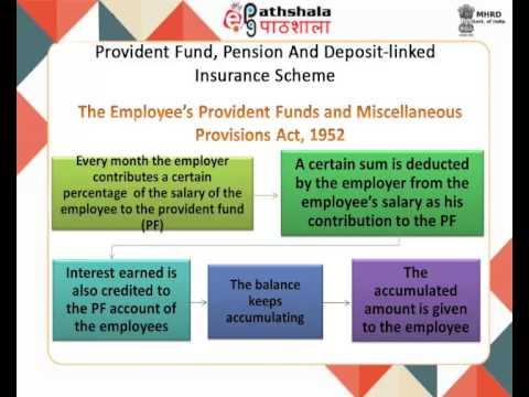 Fringe benefits and labour welfare (COM)