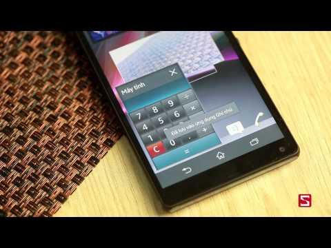 Xperia ZL Đánh giá chi tiết Xperia ZL - CellphoneS