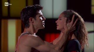 Roberto Bolle e Polina Semionova - Danza con me 01/01/2019