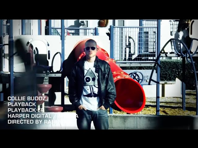 """Collie Buddz """"Playback"""" Official Music Video"""