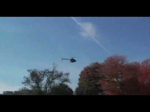 UTRC First Fuel Cell-Powered Rotorcraft Flight