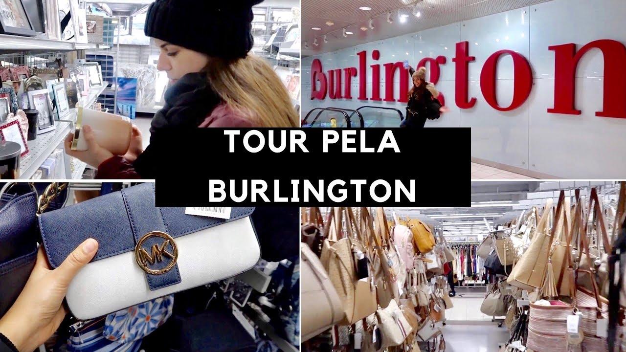 7e1d242bf TOUR PELA BURLINGTON EM NOVA YORK -UM DIA COM A GENTE - PARTE 2 ...