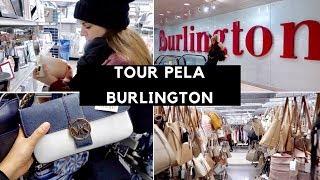TOUR PELA BURLINGTON EM NOVA YORK -UM DIA COM A GENTE - PARTE 2