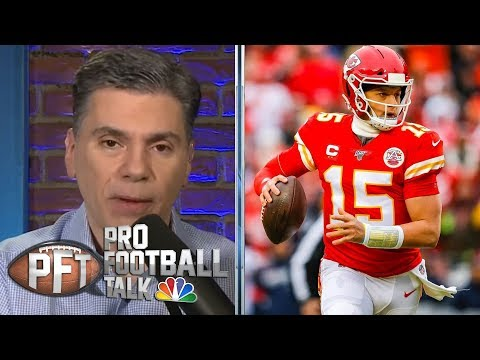 Kansas City Chiefs erase early deficit again, reach Super Bowl LIV | Pro Football Talk | NBC Sports