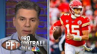 Kansas City Chiefs erase early deficit again, reach Super Bowl LIV | Pro Football Talk | NBC Sports