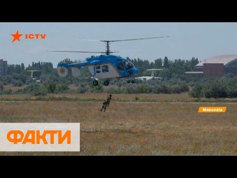 Sea Breeze 2019: в Николаеве отрабатывали воздушные маневры