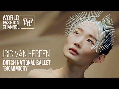 Iris van Herpen    Dutch National Ballet 'Biomimicry'