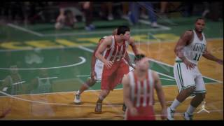Cover images NBA2K16 Ray Allen 74 points highlight