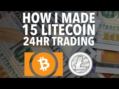 HOW I MADE 15 LITECOIN TRADING BITCOIN CASH (BCH) IN 24 HOURS