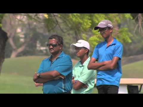 2015 MENA Golf Tour's Dubai Creek Open (English)