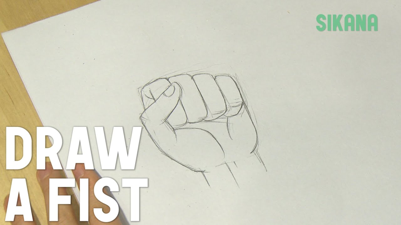 Covered your out fist cartoon