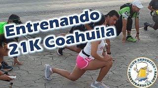 Destino 21K Coahuila, Semana 11 - La subida de Urdiñola