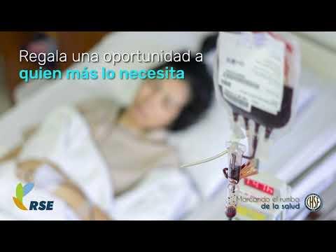 Tu sangre #ComparteVida