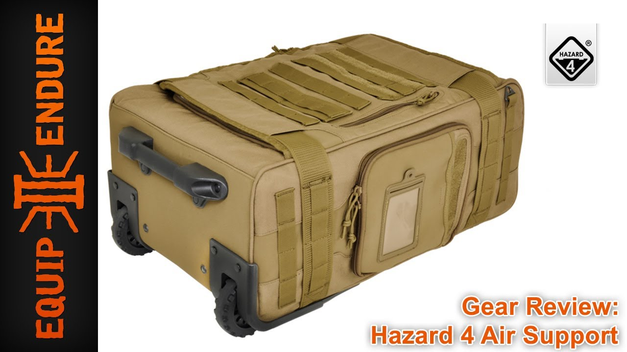 4bad86041bb6 Hazard 4 Air Support Review by Equip 2 Endure - YouTube