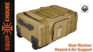 Hazard 4 Air Support Review By Equip 2 Endure