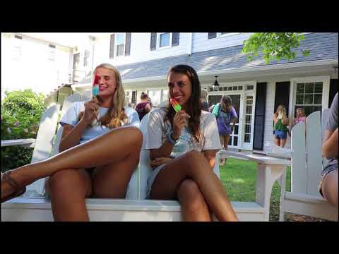 Phi Mu Sisterhood 2017 at UNC Chapel Hill