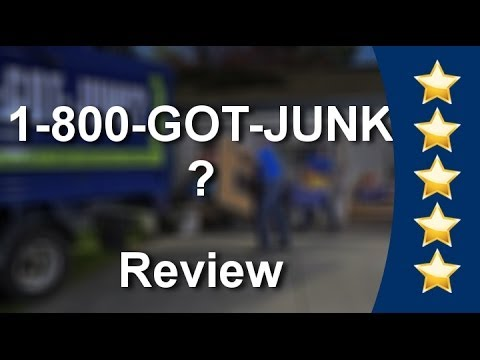 1 800 Got Junk North Hollywood Incredible 5 Star Review By Megan H