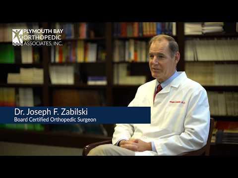 Meet Dr Joseph F. Zabilskli Of Plymouth Bay Orthopedic Associates