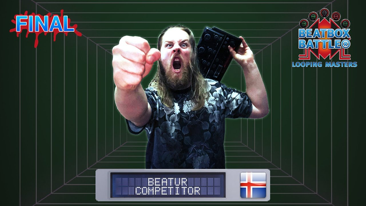 Beatur from Iceland - Showcase - Beatbox Battle Looping Masters
