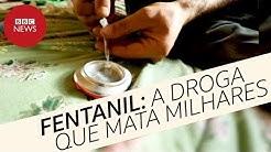 A tragédia humana do fentanil, o opióide 50 vezes mais forte que a heroína