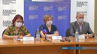 Не дожидаясь третьей волны жителям Хакасии рассказали как поставить прививку от COVID 19